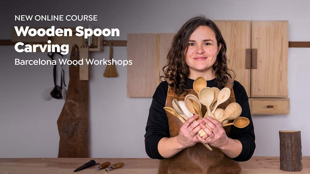 spoon carving online course